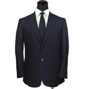 "Isaia ""Base S"" 120's Wool Jacket Sport Coat 42R"